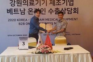 Lễ hợp tác phân phối Hệ thống kỹ thuật số DR Listem Hàn Quốc